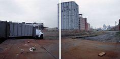 JEFF BROUWS - Discarded Landscape 12, Buffalo, New York