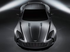 The ultimate driving beast Aston Martin One-77