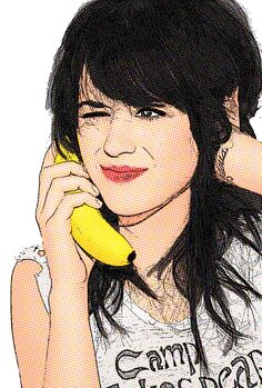 Pop Art: Katy Perry by akatsuki409.deviantart.com on @deviantART