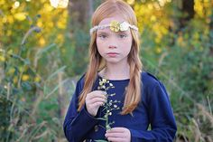 Halo's sweet and simple halo fall for Sophie by paola00mx on Etsy