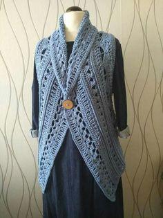Lady, Crochet, Fashion, Crochet Hooks, Moda, La Mode, Crocheting, Fasion, Fashion Models