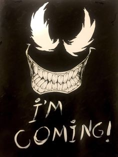 #Venom Dc Comics, Comics Love, Venom Spiderman, Spiderman Art, Venom Art, Evil Demons, Marvel Villains, Hero Movie, Spider Verse