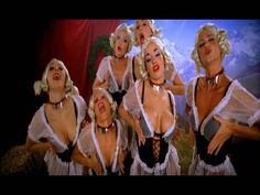 haha my new favorite 90's video.  gwen stefani much.