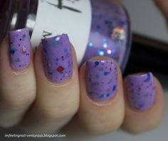 I'M FEELING NAIL-VENTUROUS: Girly Bits Swatches MOTHER MAY I?