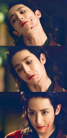 Lee Hyuk, Dark Blood, Fantasy Art Men, Lee Soo, Dracula, Korean Beauty, Asian Men, Korean Actors, Anime Guys