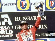 Na temporada de 1988 foram oito triunfos.