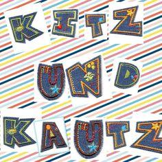 Es sind neue Jeans Applikationen online gegangen. Ideal für zB. für Schultüten und Taschen. @www.kitzundkautz.de #kitzundkautz #kitzundkautzinside #stoffladen #stoffladenfrankfurt #applikationen #schultüten #nähen  #bügeln #onlineshop