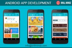 #BrillMindz is Great Mobile App Development Company. Now its release New Android apps to the market. Visit and enjoy
