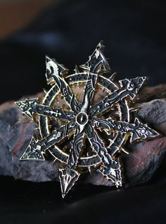 Chaotic Pendant - Warhammer 40000 Jewellry - Hand-made Pendant -  Free Shipping