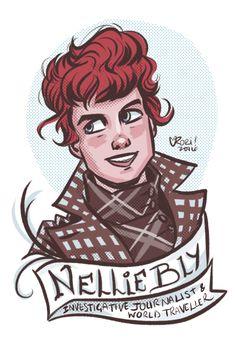 Famous Women in History Osage Nation, Nellie Bly, Feminist Af, Badass Women, Fierce Women, Adopting A Child, Women Names, Women In History, History Major