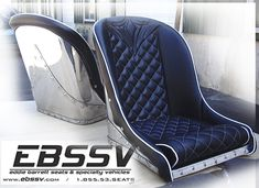 We specialise in custom motorcycle seats, racing car, sport truck, classic and antique car restoration. Automotive Upholstery, Car Upholstery, Classic Mini, Classic Cars, Bomber Seats, Vw Beach, Metal Shaping, Custom Car Interior, Vw Vintage