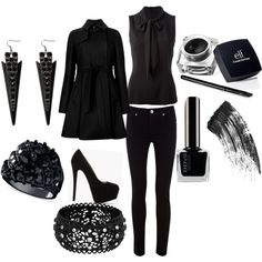 """Crowley"" by captaincoulson on Polyvore"