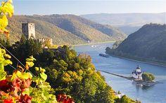 Rhine River Cruise @dscreetstranger