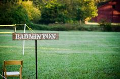 Top Ten Lawn Games For Your Wedding