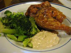 Christine Cooks: Roasted Cornish Hens