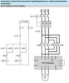 Wiring Diagram For Forward Reverse Single Phase Motor Sno Pro 3000 Star Delta Y D Starter Automatic 3 Writing And Elec Eng World