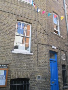The home of Sid Vicious and Johnny Rotten of the Sex Pistols in 1975