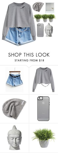 """@"" by credendovides ❤ liked on Polyvore featuring Converse and Ethan Allen"