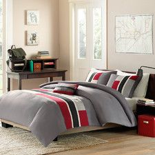Pipeline Comforter Set