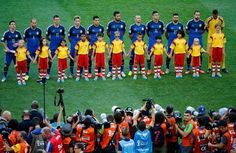 Argentinian Team 2014 FIFA World Cup Soccer Brazil Final