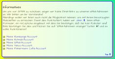 wjk-Software: eMail-Adresse verbergen Bitten, Software