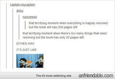 Fever books....ugh