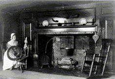Early American Home Interior