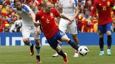 After performance of the century, perfect Iniesta is key to Spain hat-trick