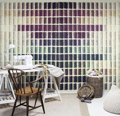 Wallpaper - Threads    www.mrperswall.se  www.mrperswall.com