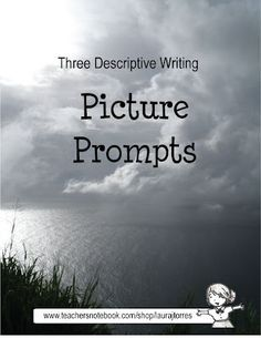 Descriptive Writing Picture Prompts - Pinned by @PediaStaff – Please Visit http://ht.ly/63sNt for all our pediatric therapy pins
