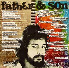 Inspiration Everywhere: Cat Stevens - Father & Son lyrics