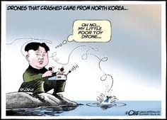 Editorial Cartoon: Kim Jong-Un's toy | Check out our editorial cartoons here: http://washingtonexaminer.com/opinion/editorial-cartoons