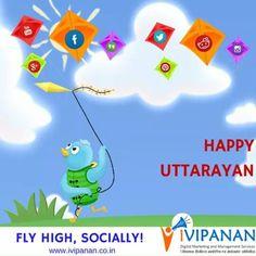 Happy Uttrayan! #MakarSankranti #Surat #Gujarat