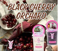 Scented Wax Melts, Soy Wax Melts, Black Cherry Recipes, Sprinkles Recipe, Pink Zebra Home, Pink Zebra Sprinkles, Winter Food, Woods, Fragrances