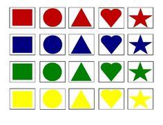 Moldes de colores