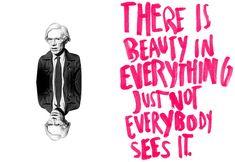 Andy Warhol - Beauty