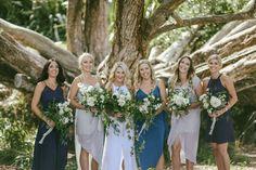 Bridesmaid Makeup by EVE Makeup Artistry, Queenstown New Zealand Bridesmaid Makeup, Blue Bridesmaid Dresses, Bridesmaids, Wedding Dresses, Wedding Wishes, Wedding Day, Makeup Gallery, Wedding Makeup, Wedding Flowers
