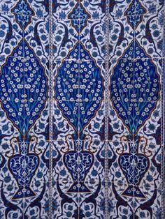 Iznik di Rustem Pasa Camii, Istanbul, Turchia