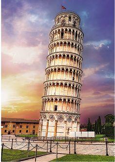 Turm von Pisa - 1000 Teile - TREFL Puzzle