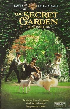The Secret Garden    last movie i ever saw in theaters with my dad.  i had no laughter and strove for no tears for a very long time.  neither was well or right but neither am i.  :P