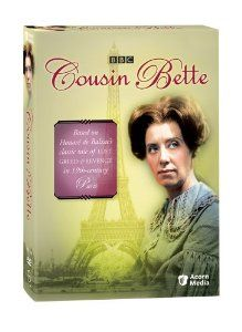 Amazon.com: Cousin Bette: Margaret Tyzack, Colin Baker, Helen Mirren, Ursula Howells, Thorley Walters, John Bryans, Davyd Harries, Harriet Harper, Edward de Souza, Oscar Quitak, Esmond Knight, Robert Speaight: Movies & TV