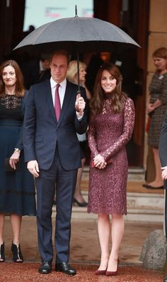 Pin for Later: The Duke and Duchess of Cambridge Have That Look of Love During Their Latest Outing