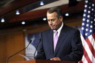Boehner Signals Clash With White House on U.S. Debt Limit.