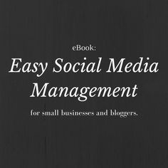 Pin by my hacker on hacking ebooks pinterest easy social media management for small business owners and bloggers fandeluxe Choice Image