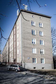 Domy Funduszu Kwaterunku Wojskowego przy ul. Krajewskiego proj. Edgar Norwerth (1935 - 37)