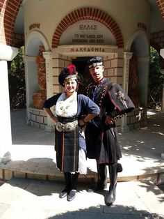 - at Bourinos (Vourinos). Here was the revolution of the Emilian county in the year 1878 for the salvation of Macedonia against expansionist and the struggle to reunite again with mother - photo courtesy of Καψάλης Μπάμπης Alexander The Great, Greeks, Macedonia, Alexandria, Revolution, Folk, Traditional, Costumes, History