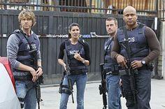 .Deeks, Blye, Callen, & Hanna