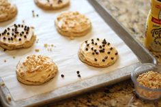 Sprinkle Some Sunshine!: frosted peanut butter cookies and a giveaway party!