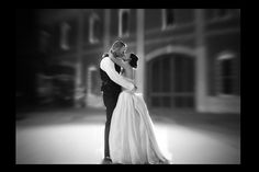 Last dance outside the reception building, they did not know I was there - - wedding photography by www.rkirby.com