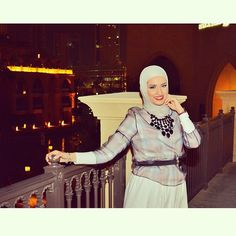 Dalalid Muslim Fashion, Hijab Fashion, Dalal Aldoub, Niqab, Clothes For Women, My Style, Clothing, Outfits, Collection